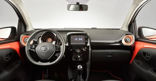 toyota aygo dimensions uk exterior and interior sizes carwow