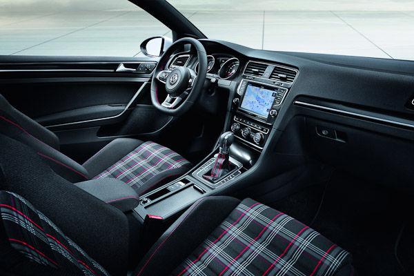 Mk7 Golf GTI seats
