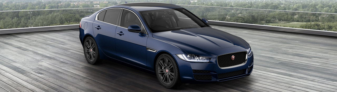 Use This Thread To Post Pictures Of Your Bluefire Metallic Jaguar XE!