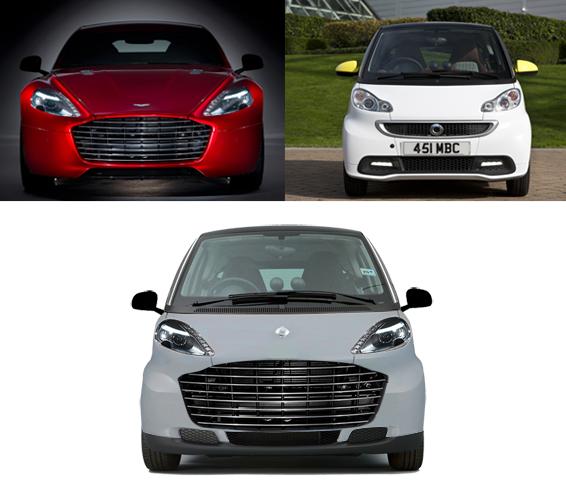 Aston Martin Smart Car