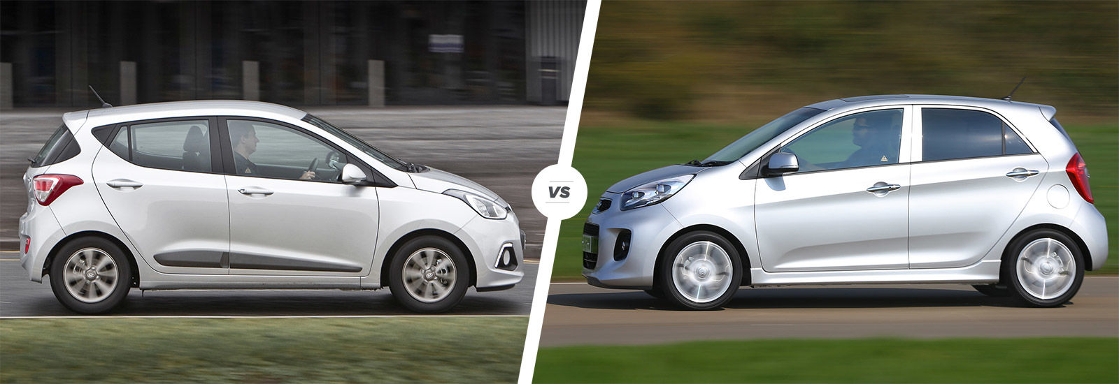 Five Star Hyundai >> Hyundai i10 vs Kia Picanto comparison | carwow