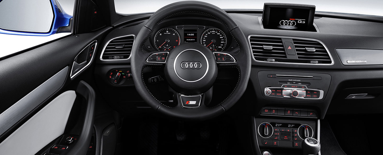 audi q3 sizes and dimensions guide carwow. Black Bedroom Furniture Sets. Home Design Ideas