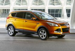 Ford Kuga recieves power and economy gains