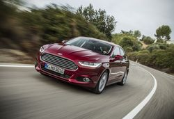 Get hayfever? The 2015 Ford Mondeo won't get up your nose