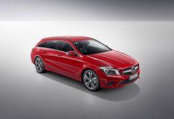 Mercedes CLA Shooting Brake – first details released