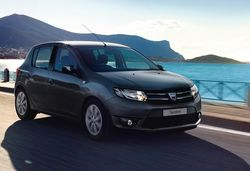 Dacia Sandero Midnight Special Edition now available