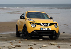 2014 Nissan Juke Tekna 1.2 – UK road test review