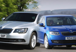 Skoda Octavia vs Skoda Superb – which practical hatch?