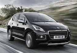 Peugeot 3008 main front 2014