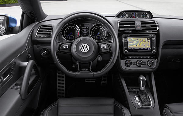 2014 Volkswagen Scirocco Dimensions – UK exterior and interior sizes ...