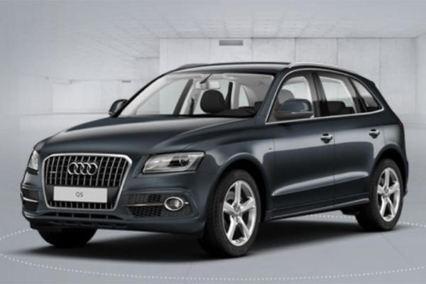 Audi Q5 Moonlight Blue