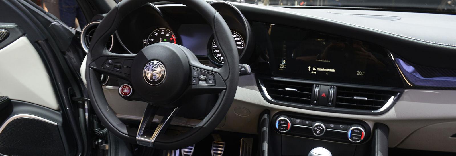 Alfa Romeo Giulia Interior Dimensions Cabinets Matttroy