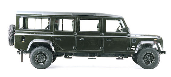 Land Rover Defender Limo