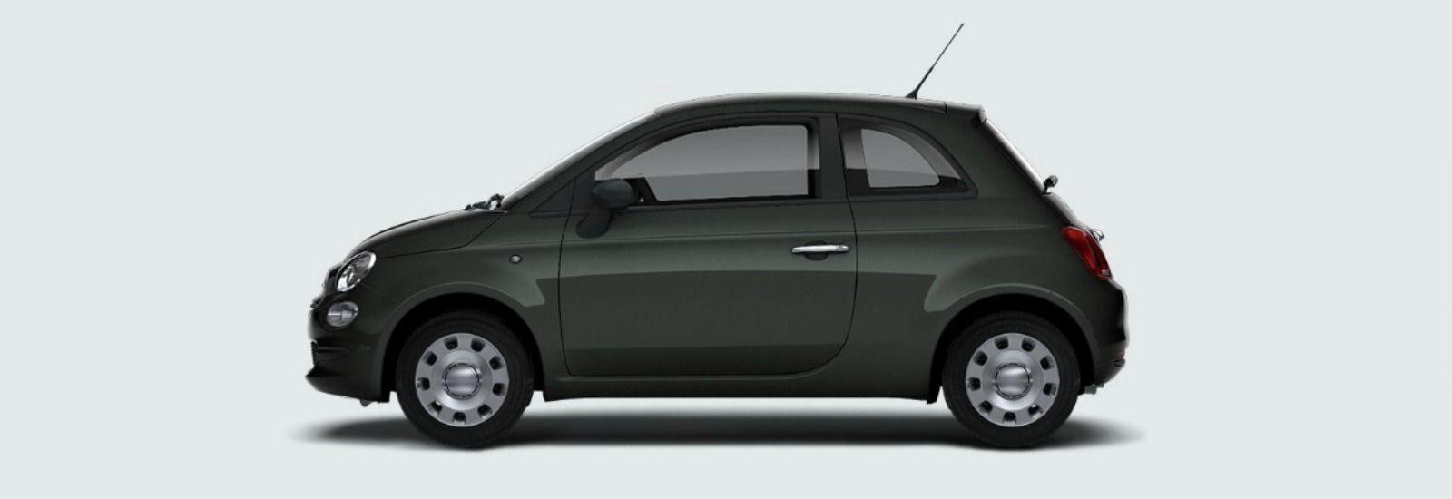 Fiat  Paint Colours Groove Grey