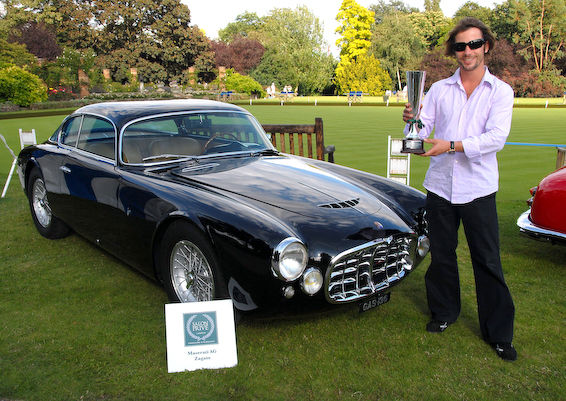Jay Kay car collection