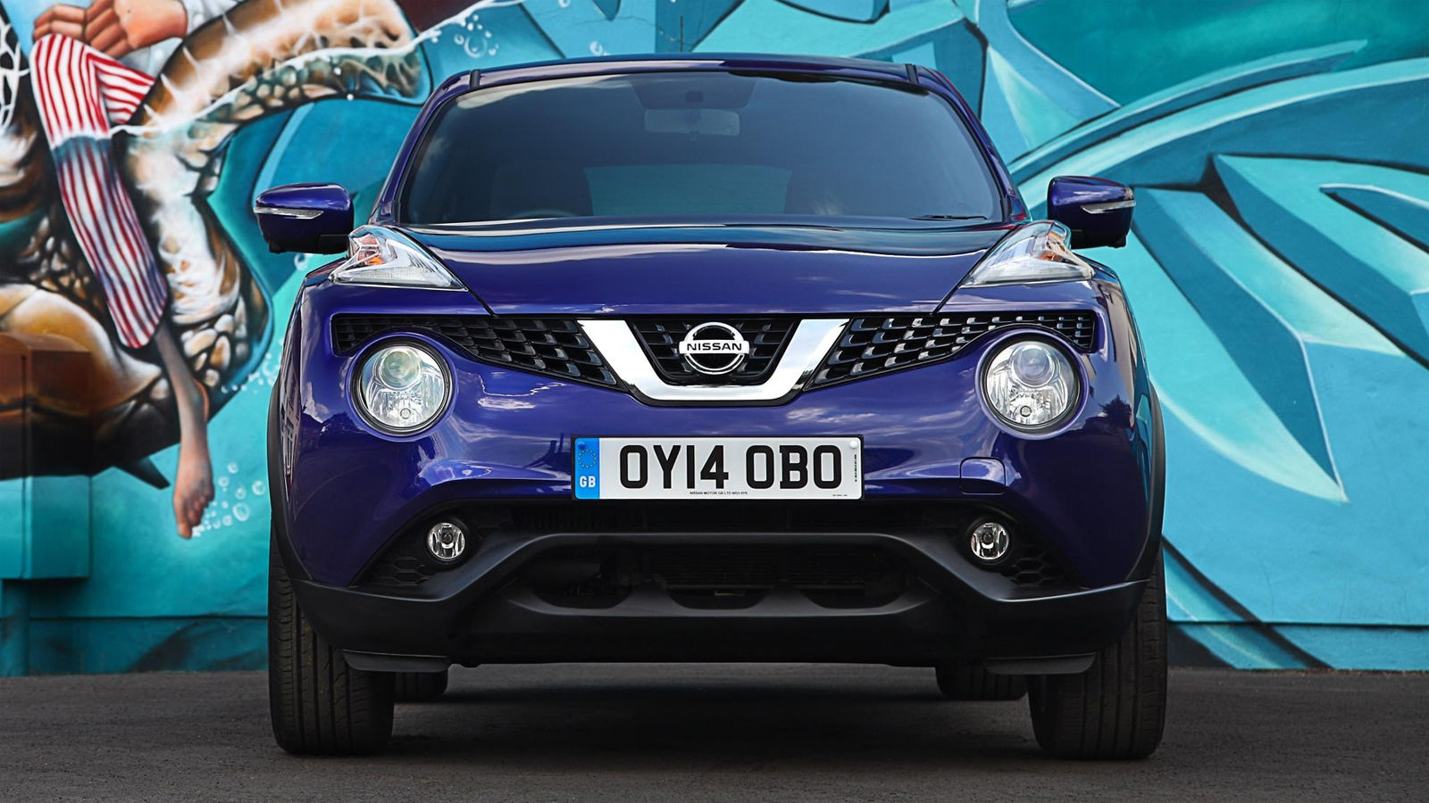 Nissan Juke sizes and dimensions guide  carwow