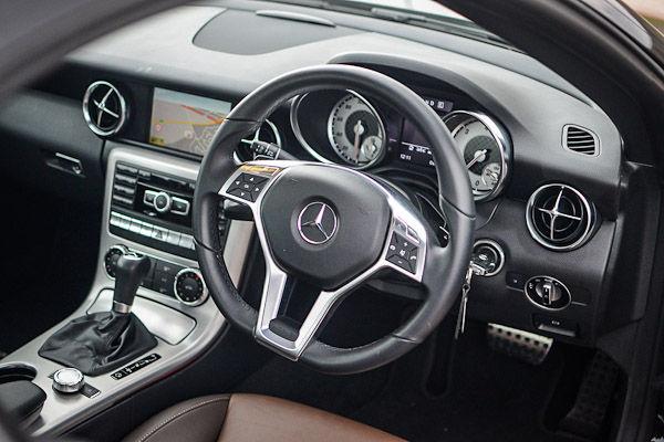 Mercedes Slk 250 Cdi Review Carwow