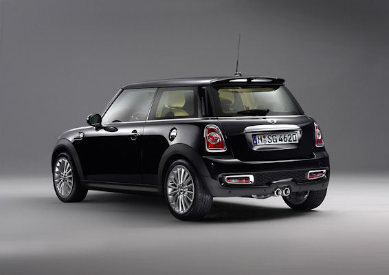 MINI Goodwood rear