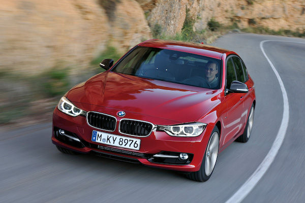 New 3-Series red