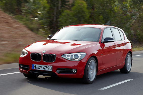 New 1-Series red