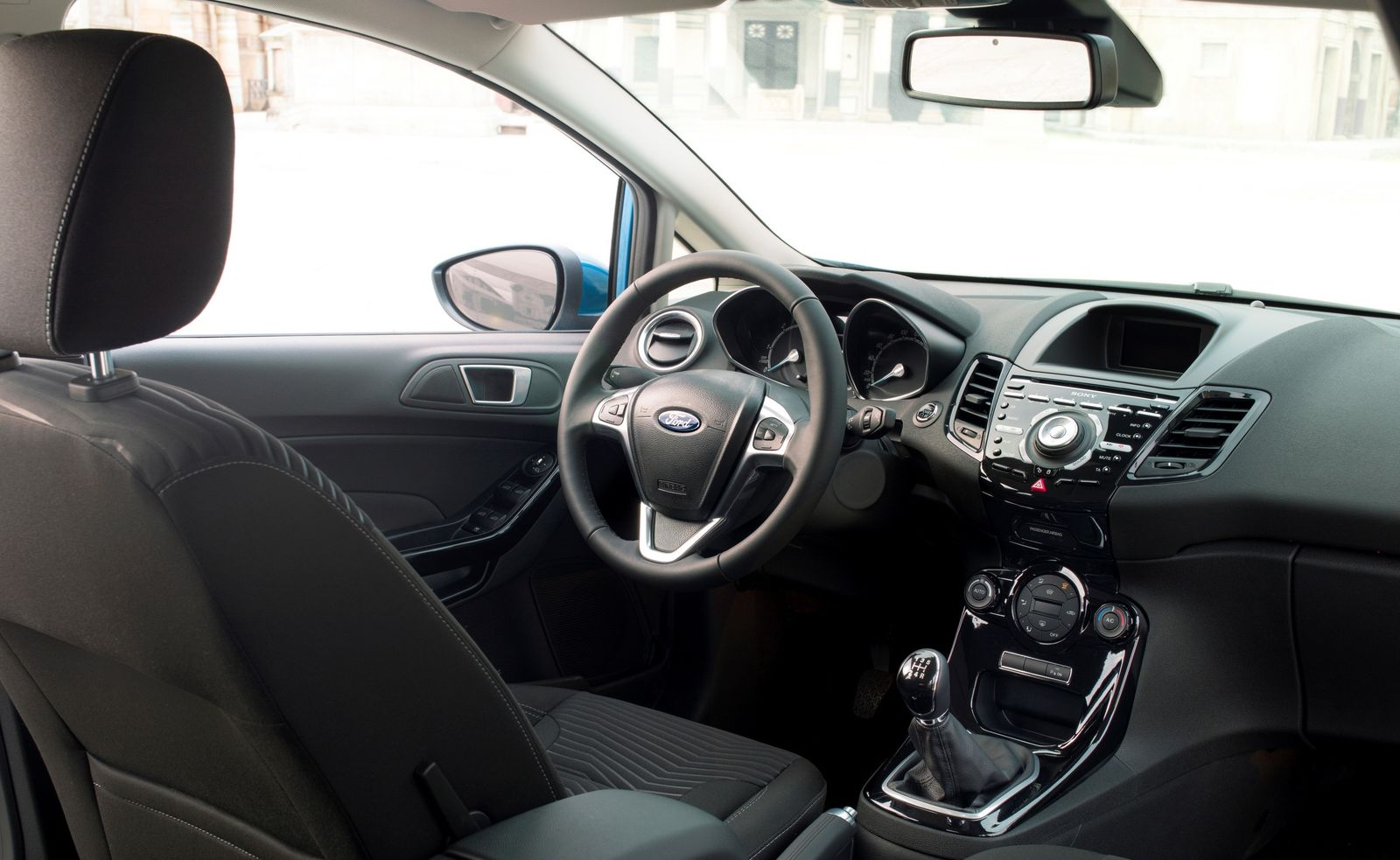 ford fiesta 2015 interior. on zetec s and titanium trim levels itu0027s possible to add a pack made up of keyless entry electrically folding door mirrors ford fiesta 2015 interior