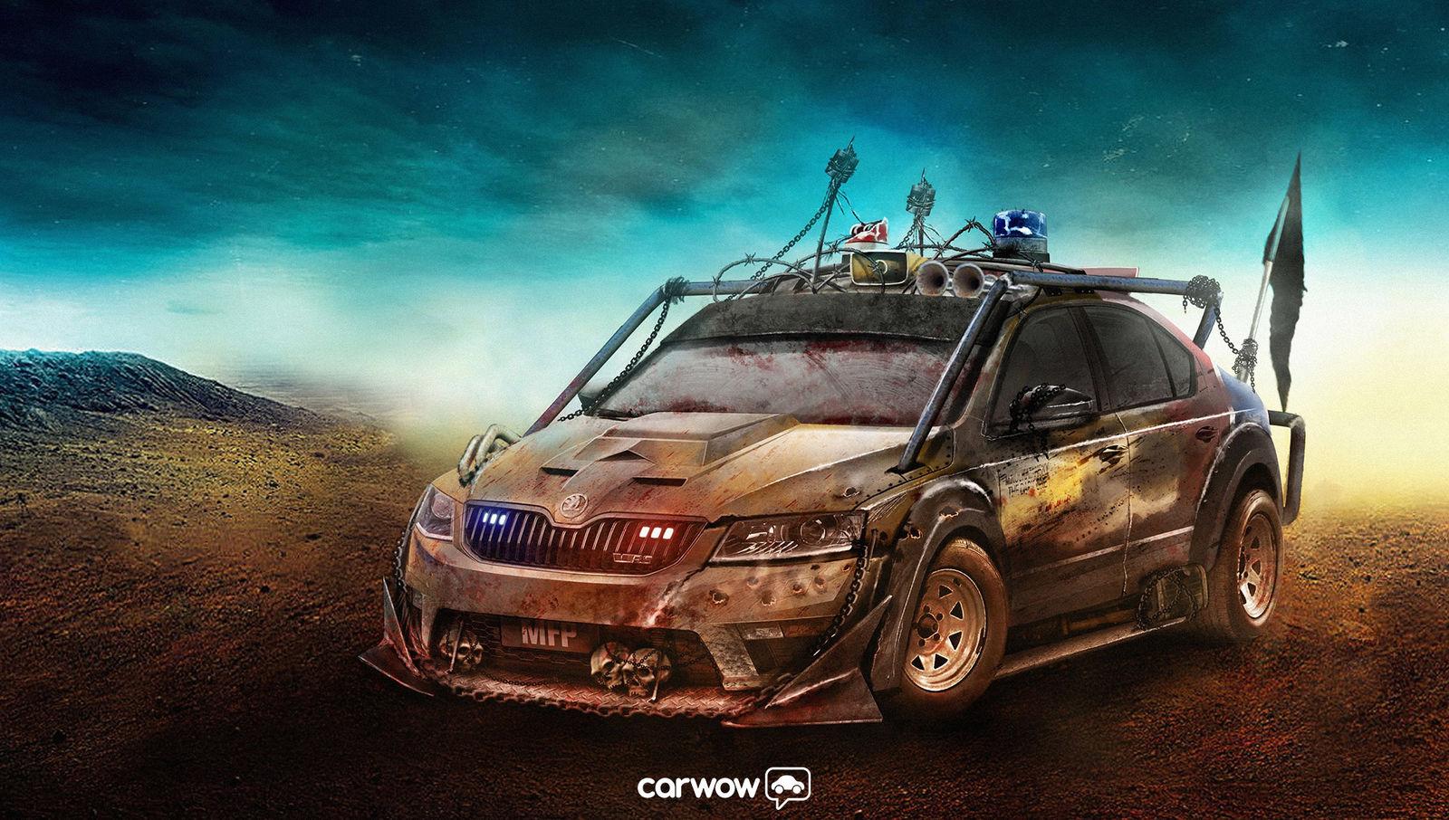 Mad Max Fury Road – the UK car version | carwow