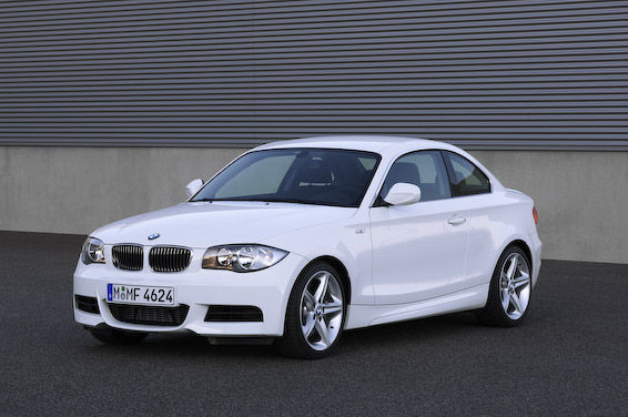 1 series coupe old