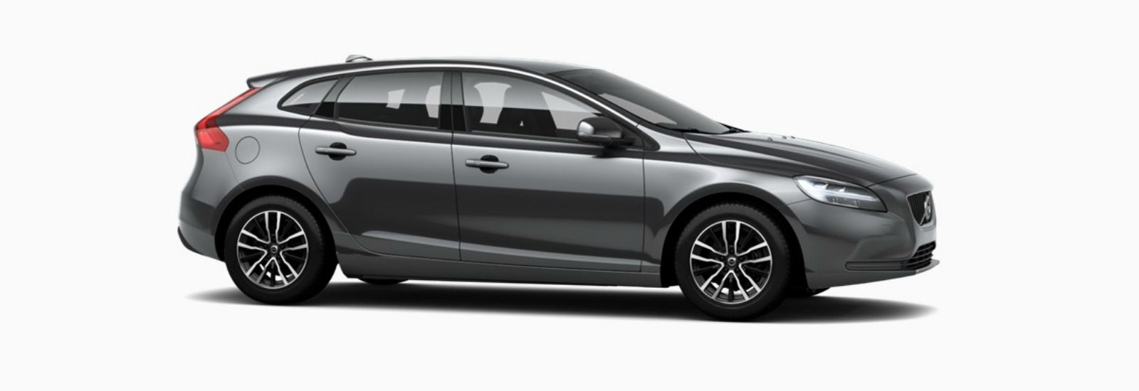 Colour a car - It Looks Good On The V40 And Will Hide Dirt Well But It May Be Harder To Shift On The Used Car Market Than A More Conventional Colour