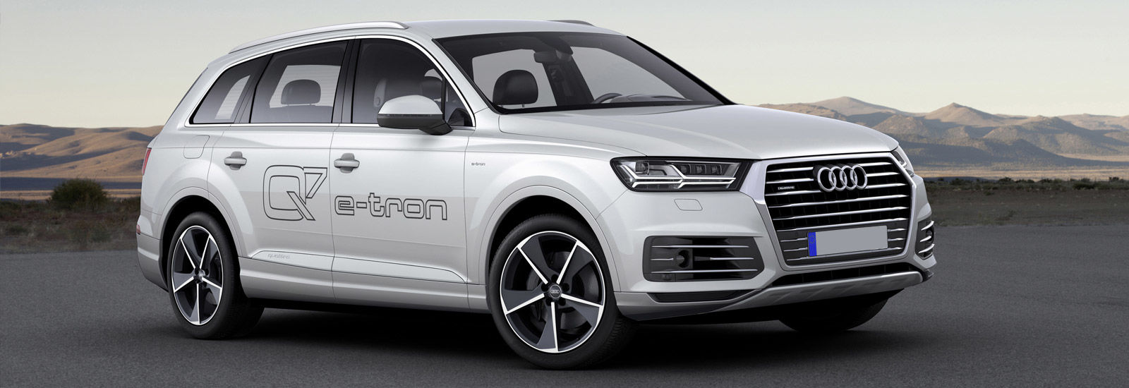... electric motors from the Q7 e-tron could make an appearance in the Q8…