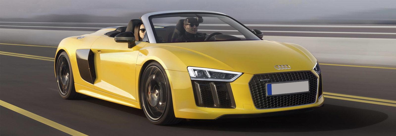 Audi R V Spyder Price Specs And Release Date Carwow - Audi r8 v10 spyder