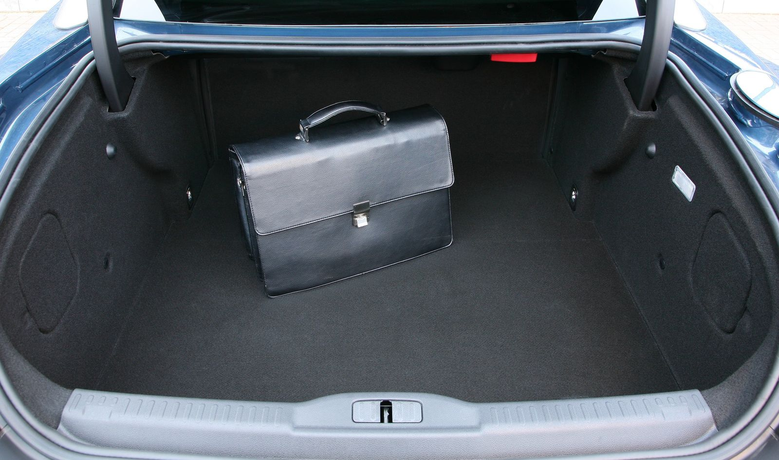 A Peugeot RCZ boot \u2013 it is a two-door car because you cannot directly access the cabin from the boot & What is a three-door car? | carwow