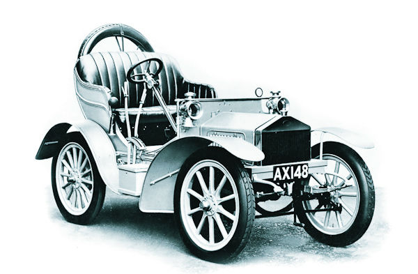 1904 Rolls Royce 10HP