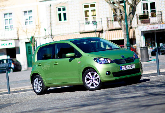 Citigo green