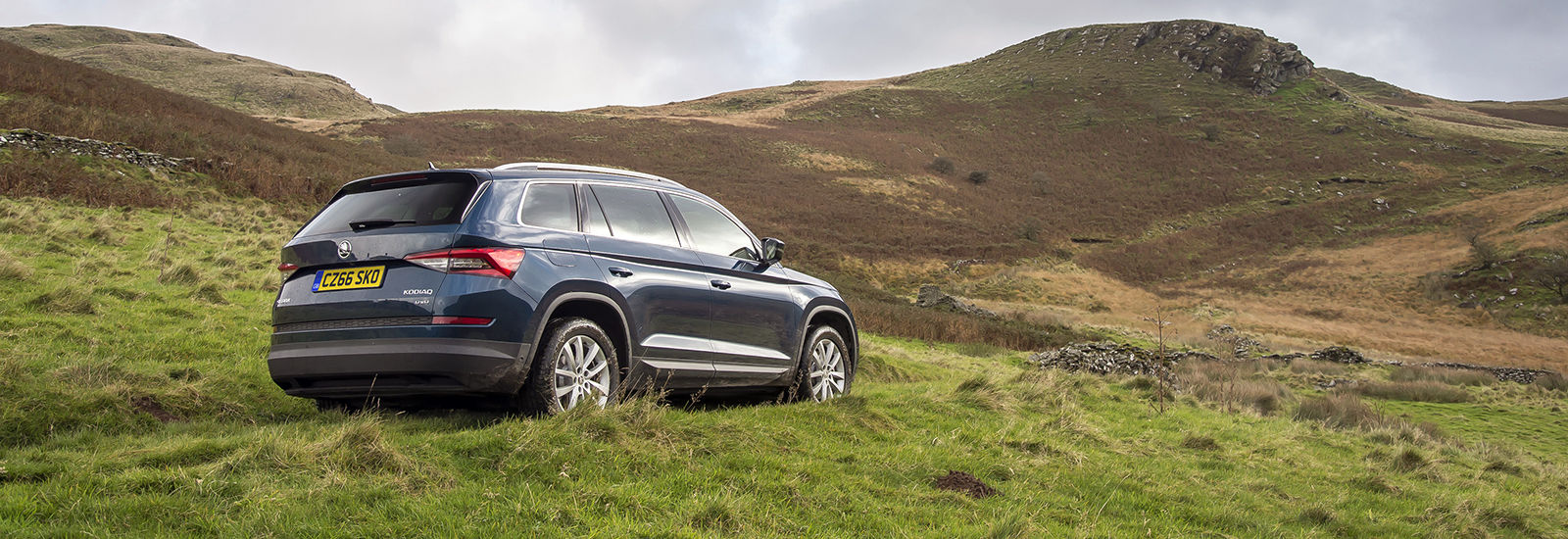 Skoda Kodiaq size and dimensions guide | carwow