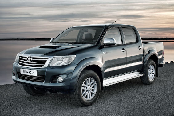 2012 Toyota Hilux DoubleCab