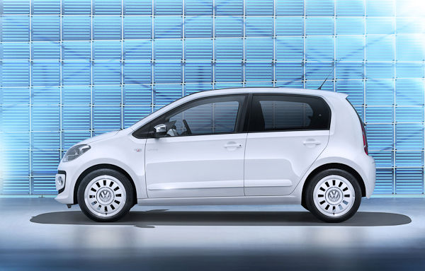 VW Up 5-Door side