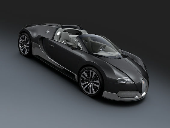 Veyron Grey Carbon
