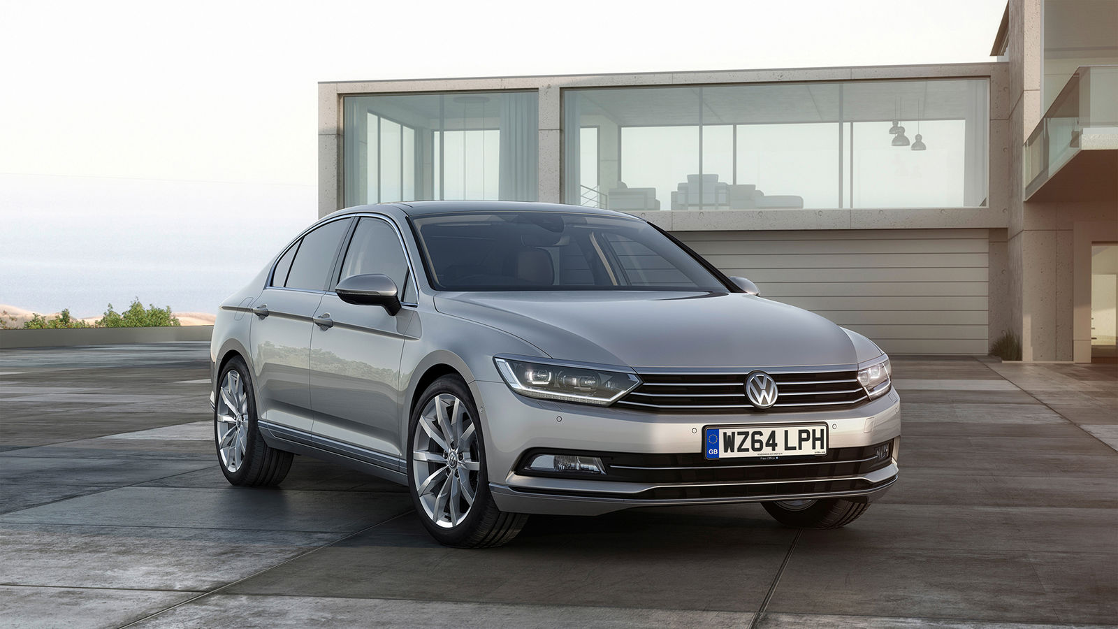 2015 volkswagen passat uk prices carwow. Black Bedroom Furniture Sets. Home Design Ideas