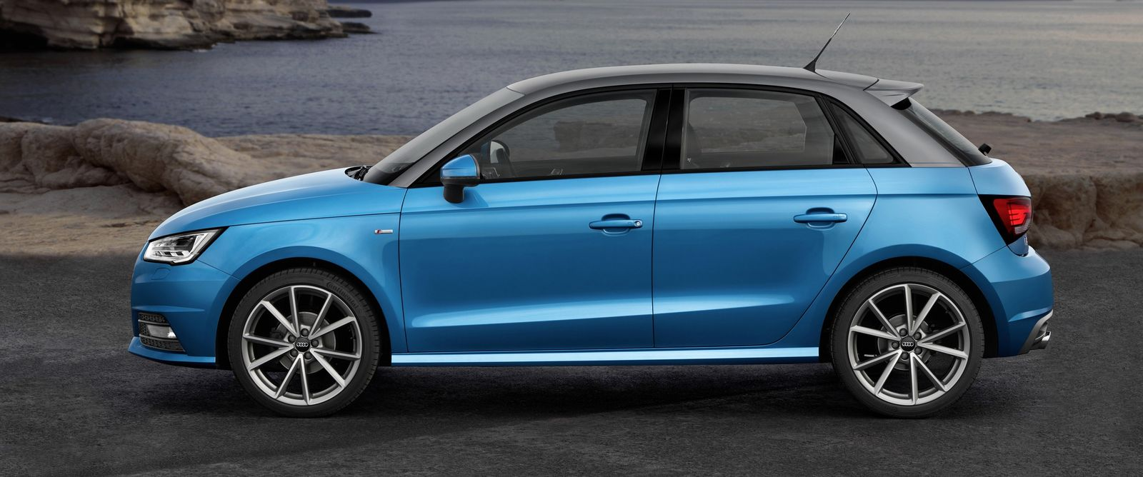 2015 audi a1 and sportback revealed carwow. Black Bedroom Furniture Sets. Home Design Ideas