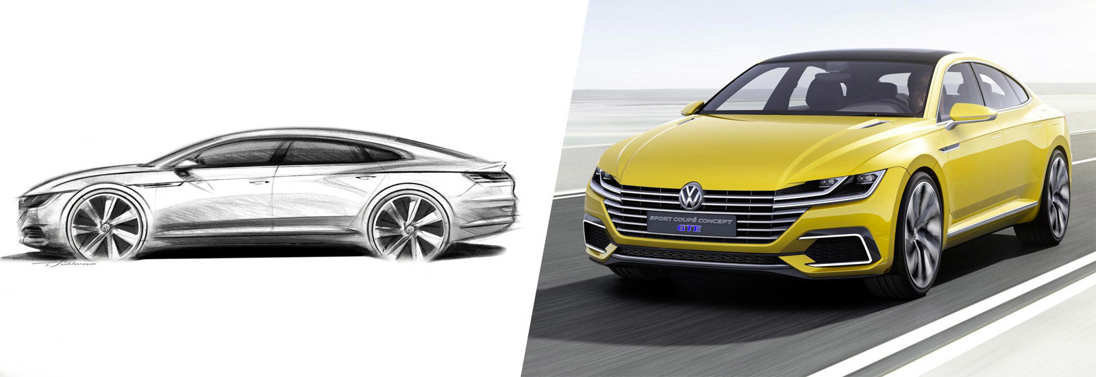 2017 VW Arteon (new CC) price specs release date | carwow