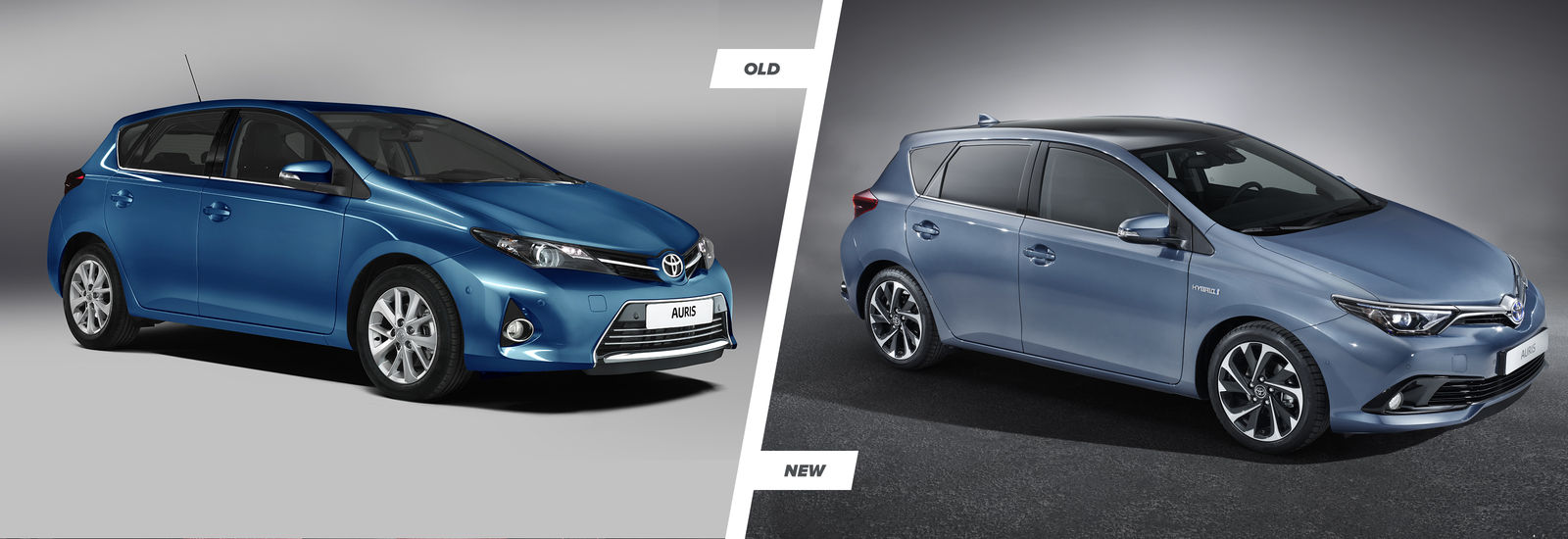 2015 toyota auris facelift can you tell the difference