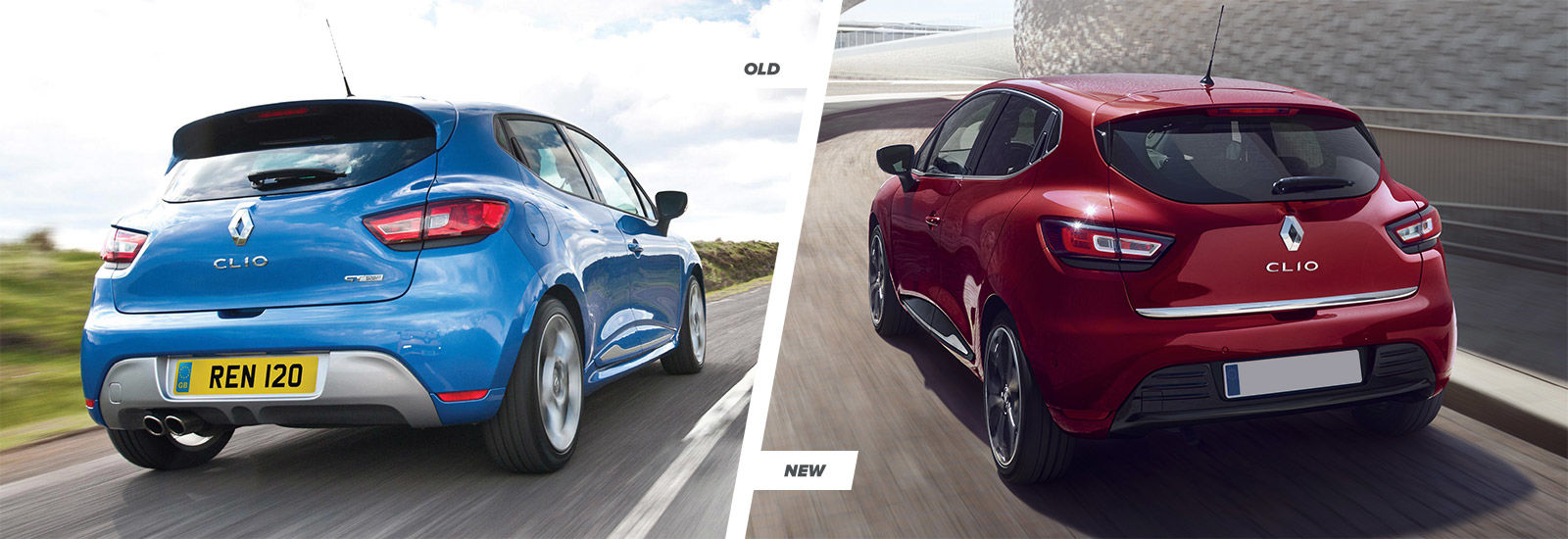 Renault Clio facelift: old vs new compared | carwow