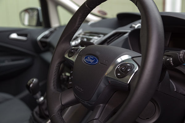 Ford C-Max Steering