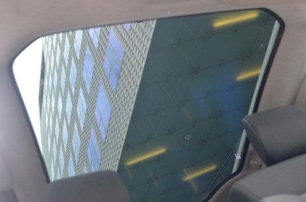 Citroen C4 Cactus sunroof