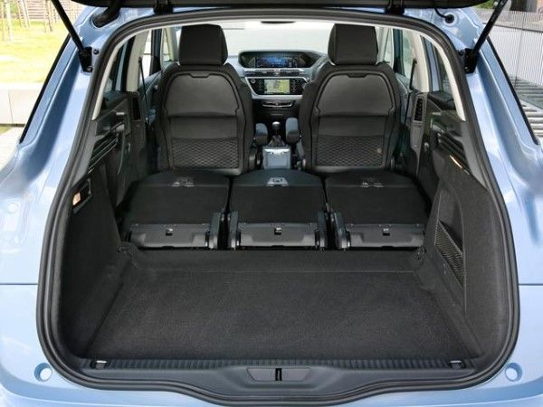 Citroen grand c4 picasso 2014 boot space for Interior xsara picasso