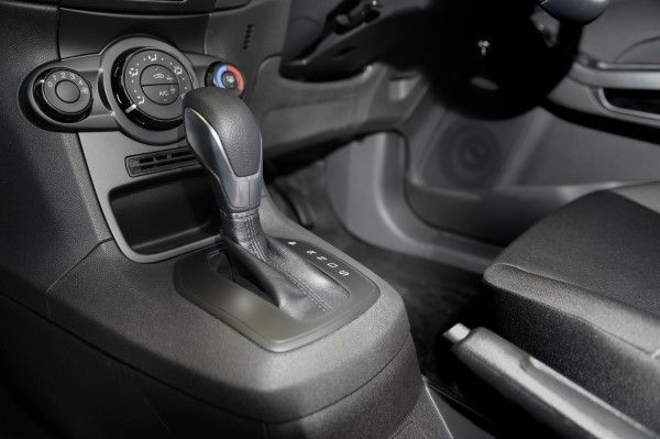 Ford Fiesta EcoBoost PowerShift