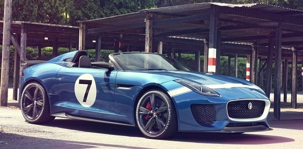 Jaguar Project 7 static