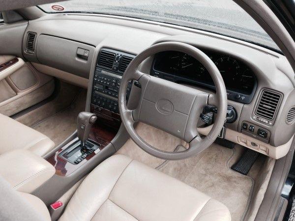 Lexus LS400 Review  Retro Road Test  carwow