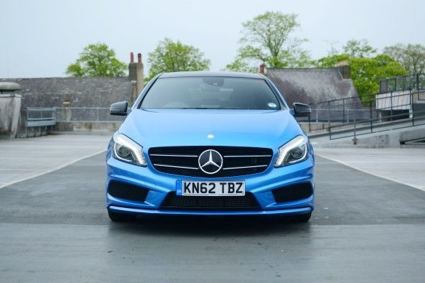 mercedes a class a200 cdi amg sport expert review carwow. Black Bedroom Furniture Sets. Home Design Ideas