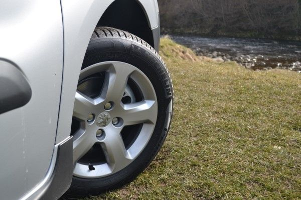 Peugeot Partner Tepee wheel